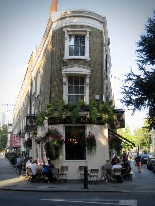 Local pubs.